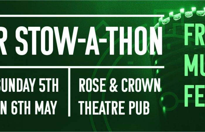 Stow-a-Thon 2019…