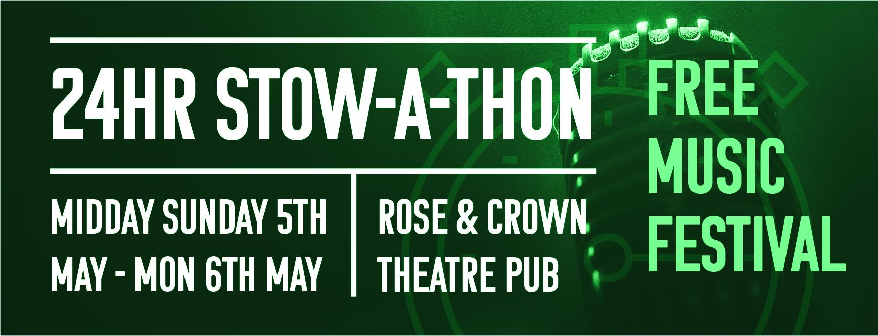 Stow-a-thon 2019